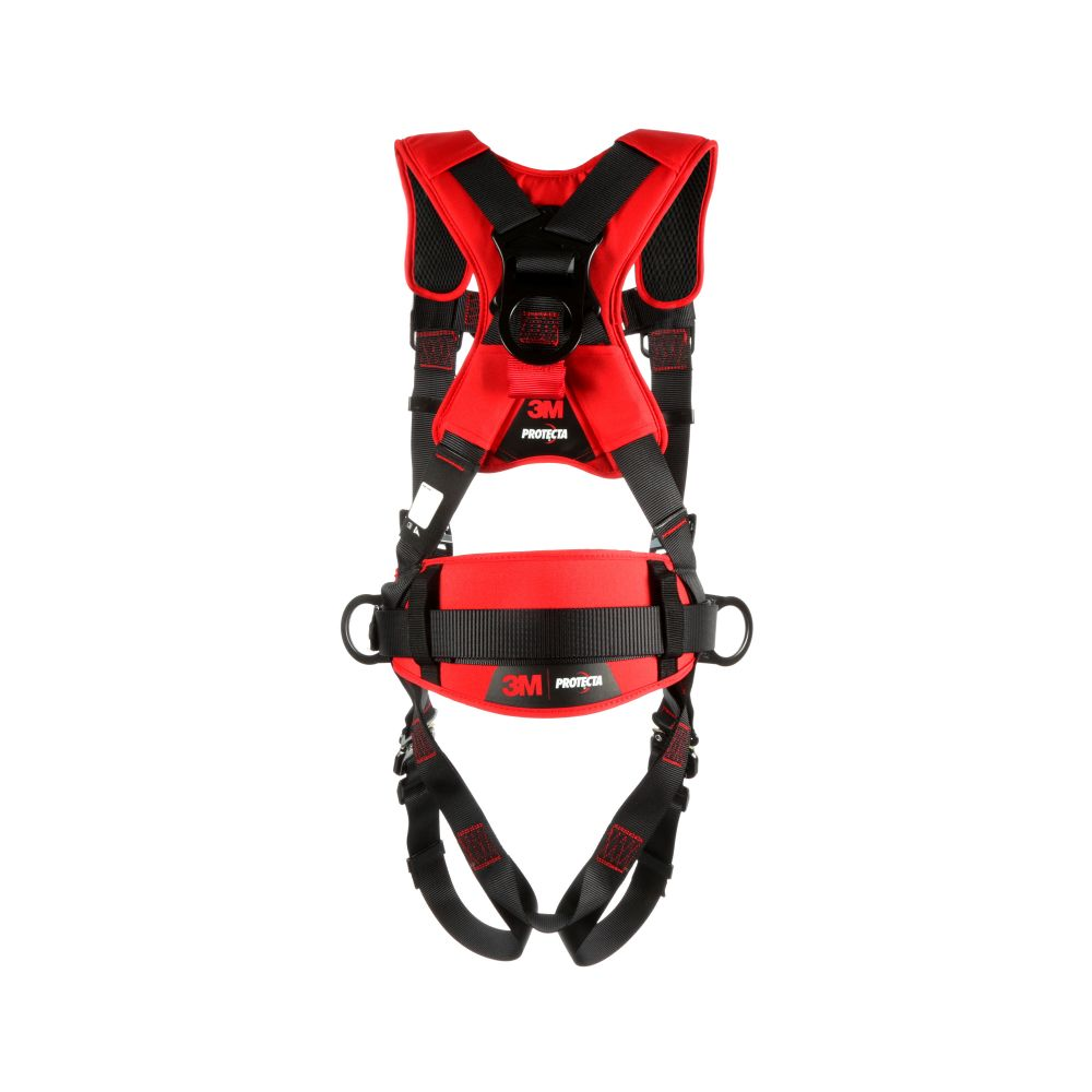 Traega Premium Comfort Safety 3point Harness Working at Height Construction