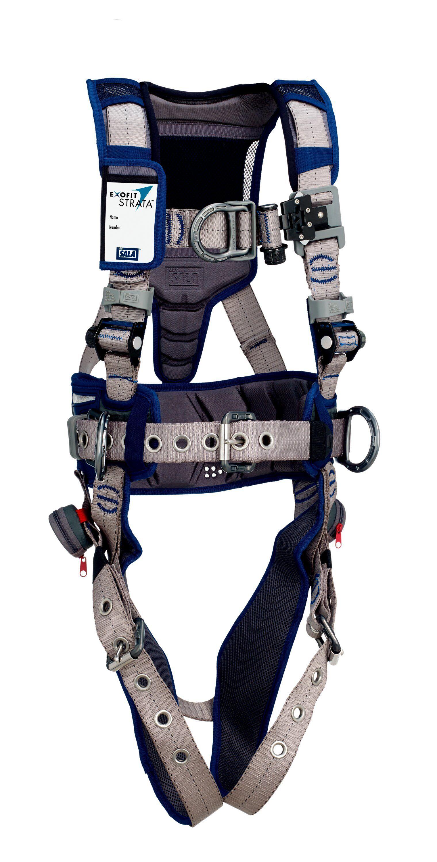 Dbi Sala Exofit Strata Construction Style Positioning Climbing Harness
