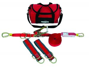 3M PROTECTA® 1200101 - PRO-Line™ Temporary Horizontal Lifeline System, 60 ft.image