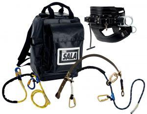 3M DBI-SALA® 1050028 - Lineman Pole Climbing Kit, D24image