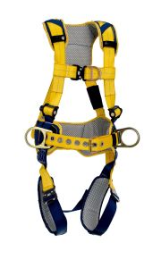 3M™ DBI-SALA® Delta™ Comfort Construction Style Positioning/Climbing Harness image