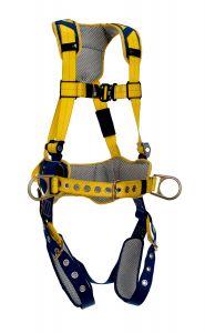 3M™ DBI-SALA® Delta™ Comfort Positioning Harness, Buckle Leg Strapsimage
