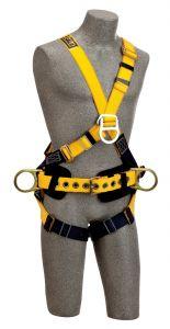 3M™ DBI-SALA® Delta™ Cross-Over Construction Style Climbing Harness image