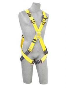 3M DBI-SALA® 1102010 - Delta™ Cross-Over Style Climbing Harness, Universalimage