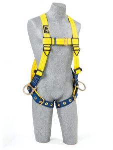 3M™ DBI-SALA® Delta™ Vest Style Harness, Side and Back D Rings image