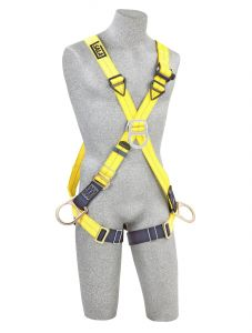 3M™ DBI-SALA® Delta™ Cross-Over Style Positioning/Climbing Harness image