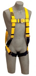3M DBI-SALA® 1103513 - Delta™ Construction Style Harness, Loops, Universalimage