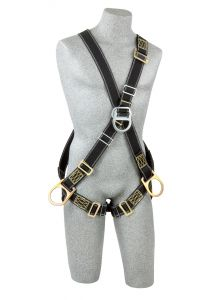 3M™ DBI-SALA® Delta™ Cross-Over Style Welder's Positioning/Climbing Harness image