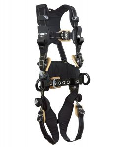 3M™ DBI-SALA® ExoFit NEX™ Arc Flash Construction Style Positioning/Rescue Harness image