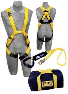 DBI-SALA® Delta™  Arc Flash Harness and Lanyard Kitimage