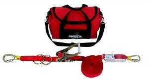 3M PROTECTA® 1200105 - PRO-Line™ Synthetic Horizontal Lifeline System, 60 ft.image