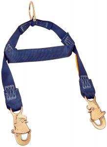 3M DBI-SALA® 1231460 - Rescue/Retrieval Y-Lanyard with Spreader Bar, 2 ft.image