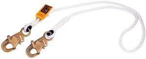 3M DBI-SALA® 1232306 - Rope Positioning Lanyard, Polyester, 6 ft.image