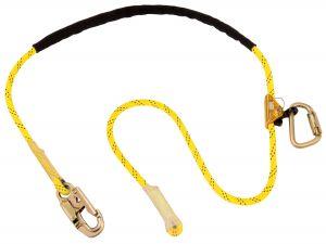 3M DBI-SALA® 1234070 - Pole Climber's Adjustable Rope Positioning Lanyard, 8 ft.image