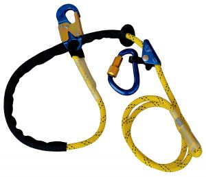 3M DBI-SALA® 1234071 - Pole Climber's Adjustable Rope Positioning Lanyard, 8 ft.image