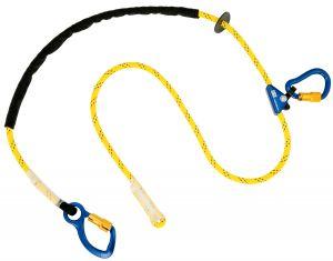 3M DBI-SALA® 1234080 - Pole Climber's Adjustable Rope Positioning Lanyard, 8 ft.image
