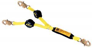 3M™ DBI-SALA® Retrax™ 100% Tie-Off Shock Absorbing Lanyard 6' - 1241480image
