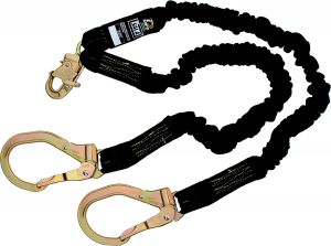 3M DBI-SALA® 1244633 - ShockWave™2 Arc Flash 100% Tie-Off Shock Absorbing Lanyard, 6 ft.image