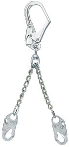 3M PROTECTA® 1350150 - PRO™ Chain Rebar/Positioning Lanyard, 24 in.image