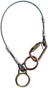 3M™ PROTECTA® Dual-ring Tie-Off Adaptor image