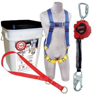 3M PROTECTA® 2199819 - Compliance in a Can™ Fall Protection Compliance Kitimage