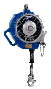 3M™ DBI-SALA® Sealed-Blok™ Self Retracting Lifeline, Retrieval/Bracket, Cable image