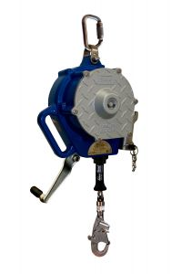 3M™ DBI-SALA® Sealed-Blok™ Self Retracting Lifeline, Retrieval/Bracket, Cable 50' - 3400926image