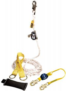 3M DBI-SALA® 5000400 - Lad-Saf™ Mobile Rope Grab Kit, 50 ft.image