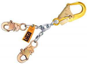 DBI-SALA®  Chain Rebar/Positioning Lanyard - 22 in. (5920051)image