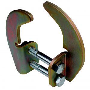3M DBI-SALA® 7400008 - SecuraSpan™ I-Beam HLL Stanchion Intermediate Bracketimage