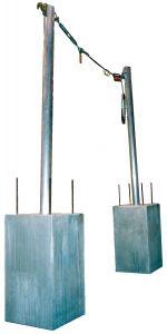 3M™ DBI-SALA® SecuraSpan™ Pour-in-Place Horizontal Lifeline System image