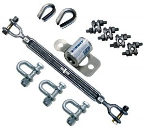 3M DBI-SALA® 7401033 - Zorbit™ Metal Energy Absorber Kitimage