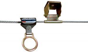 3M™ DBI-SALA® Permanent Multi-Span Horizontal Lifeline System image