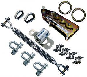 3M DBI-SALA® 7600580 - Zorbit™ Metal Energy Absorber Kitimage