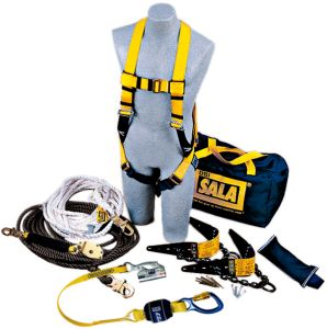 3M DBI-SALA® 7611904 - Roofer's Fall Protection Kit, 50 ft.image