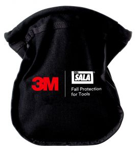 3M DBI-SALA® 1500119 - Python Safety® Parts Pouch, Canvas Black, Smallimage