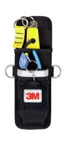 DBI-SALA® Python Safety®  Dual Tool Holster with 2 Retractors, Belt (1500107)image