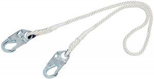 PROTECTA® PRO™  Rope Positioning Lanyard - 6 ft. (1385501)image