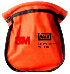 3M DBI-SALA® 1500121 - Python Safety® Parts Pouch, Canvas Orange, Smallimage