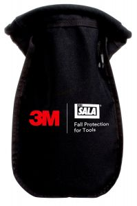 3M DBI-SALA® 1500123 - Python Safety® Parts Pouch, Canvas Black, Extra Deep, Smallimage