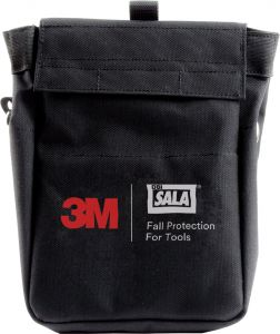 3M DBI-SALA® 1500126 - Python Safety® Tool Pouch with D-ring, Two Triggersimage