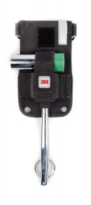 3M DBI-SALA® 1500096 - Python Safety® Scaffold Wrench Holster with Retractor, Beltimage