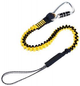 3M DBI-SALA® 1500049 - Python Safety® Hook2Loop Bungee Tool Tether, Medium Duty, Mediumimage