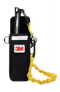 DBI-SALA® Python Safety®  Single Tool Holster, Belt, Extra Deep (1500105)image