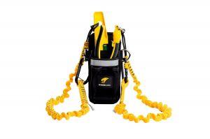 DBI-SALA® Python Safety®  Dual Tool Holster, Harness (1500108)image