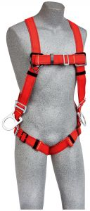 3M™ PROTECTA® PRO™ Vest-Style Positioning Harness for Hot Work Use, image