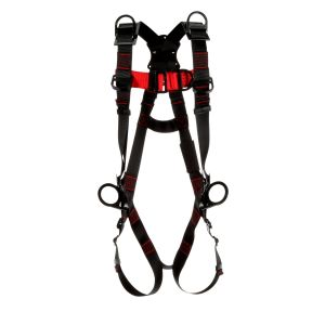 3M™ Protecta® Vest-Style Positioning/Climbing/Retrieval Harness image
