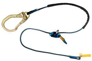 3M DBI-SALA® 1234088 - Trigger X Rope Adjustable Positioning Lanyard, Trigger,, 10 ft.image